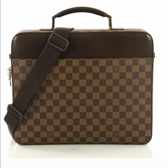 Louis Vuitton Porte-ordinateur Sabana Laptop case